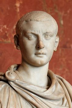 Gordian III CAESAR MARCVS ANTONIVS GORDIANVS AVGVSTVS Reign: April 22, 238 AD – February 11, 244 AD Death: February 11, 244 AD Unknown; possibly murdered on orders of Philip I