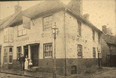 The Red Lion Inn, the Causeway, Horsham West Sussex