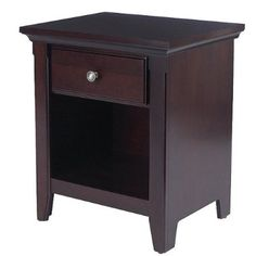 matching bed side table; 99 target...it's 3 drawer partner 149