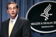 Trump Chooses Alex Azar for Health and Human Services Secretary