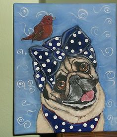 dog  artwork