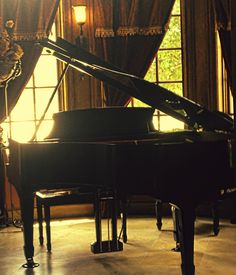 music hipster sing piano light fancy