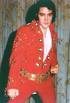 """Burning Love Jumpsuit (1972) In 1972 Elvis released his second concert documentary film """"Elvis On Tour.""""  The film documented his Spring tour in which he wore many new stage costumes including the """"Burning Love"""" Jumpsuit. The jumpsuit got it's name because of it's color and because it was featured on the cover of his hit single """"Burning Love."""""""