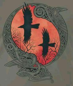 Odins Ravens ¤