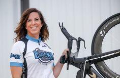 By Emma Whitford Lifelong Madisonian Jen Anderson is an Ironman finisher and longtime athlete. Local Women, Athletes, Amazing Women, Iron Man, Magazine, Iron Men, Warehouse