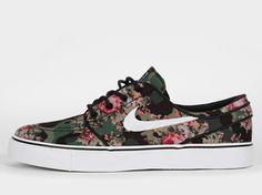 Nike Janoski Floral Digi Camo....nice Nike Zoom 61b5941f3268