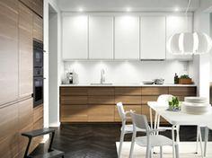 Find your minimalist side with a sleek modern kitchen