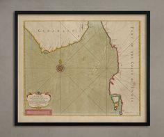 The Coast of Guzaratt and India