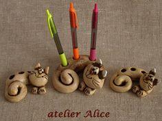 Paper Mache Clay, Paper Mache Crafts, Paper Clay, Polymer Clay Figures, Polymer Clay Crafts, Handmade Polymer Clay, Ceramic Animals, Clay Animals, Pottery Sculpture