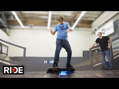 #1 skateboarder Tony Hawk test-rides first real hoverboard (VIDEO) — RT News