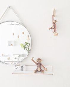 Hay Strap Mirror @Soohme