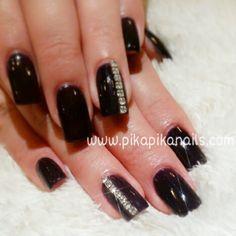""" #nail #nails #fashion #nailart #beautiful #cute #love #art #beauty #girl #style #naildesign #polish #instagood #gliter #nailpolish #ногти…"""