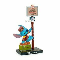 Disney Tower of Terror - Stitch Figur