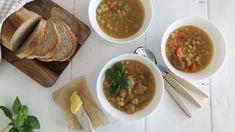 Gul ertesuppe Ethnic Recipes, Food, Essen, Meals, Yemek, Eten