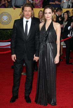 Brad Pitt & Angelina Jolie —PICS
