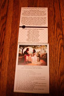 getting to know the Savior challenge- journal pages and tute