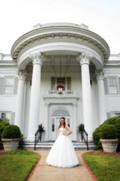 The perfect venue- The Allendale Mansion. Kingsport, TN. Where my Aunt Susan had her reception. Gorgeous!