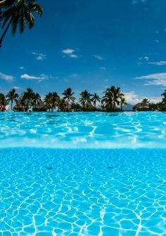 Tahiti - who wouldn't want to be there? :-)
