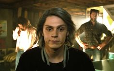 Quicksilver // Evan Peters // Days Of Future Past // X-Men