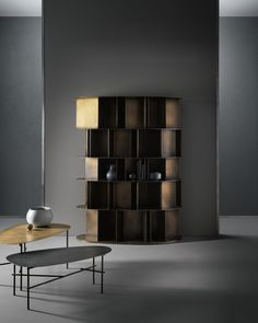 Shop the Existence Bookcase and more contemporary furniture designs by De Castelli at Haute Living. Furniture Styles, Large Furniture, Contemporary Furniture, Furniture Design, Bookshelf Design, Luxury Furniture Brands, Low Tables, Living Spaces, Bookcase