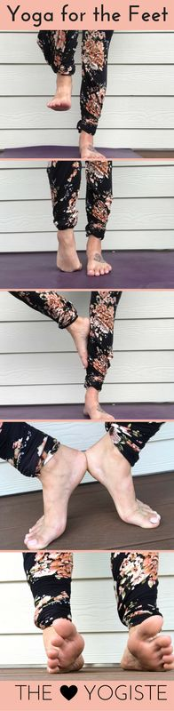 Strengthen Your Foundation Yoga For Beginners Feet Poses Etc