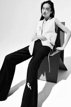 senyahearts:  Jing Wen by Katja Rahlwes for Vogue China, May 2015