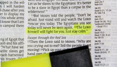 """Hi, I'm Bri! I'm here to share with you a little verse that I found not too long ago which really helped me to put things in perspective and remind me of just how big our God is! Exodus 14:14, """"The Lord Himself will fight for you. Just stay calm."""" Short and sweet, but oh …"""