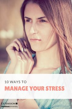It's the most wonderful time of the year, but it can also be a stressful time. Try some of these strategies to manage your stress, no matter the time of year. #stress #relief #management