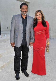 Tina Knowles Lawson got all glammed up to celebrate her EBONY magazine July 2015 cover (which she slayed) with her husband Richard Lawson and friends at an intimate soiree held at a mansion in exclusive Holmby Hills. Nothing but the best for Mama Tina's fabulousness.