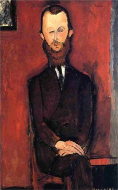 Count Weilhorski - Amedeo Modigliani