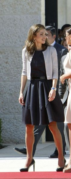 I love Queen Rania's style so much