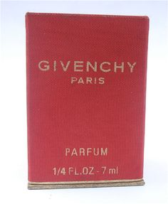 hard to find Vintage Givenchy Perfume Givenchy l'interdit by VillaCollezione