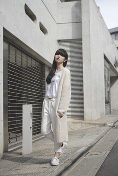 [Street Style] 小谷実由 | Model (jungle) | Harajuku (Tokyo) « DROPTOKYO