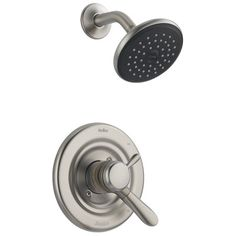 Found it at Wayfair - Lahara Shower Faucet Trim with Lever Handles