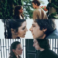 The couples of Star Wars ❤