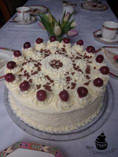 Schwarzwälder Kirsch Torte | Krümmelchaos