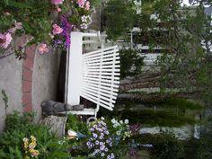 Patio Design Ideas: Cottage Garden Patio Nook