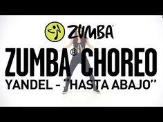 """Yandel - """"Hasta Abajo"""" / Zumba® Choreo by Alix - YouTube"""