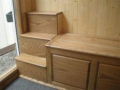 boot box / steps trailer 2