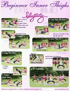 Blogilates-Beginner Inner Thighs