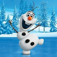 Olaf's Frozen Adventure will feature four new songs and the original cast of Josh Gad, Kristen Bell, Idina Menzel and Jonathan Groff Disney Frozen Olaf, Disney Kunst, Art Disney, Disney Girls, Frozen Musical, Frozen Movie, Frozen Frozen, Frozen Party, Frozen Birthday