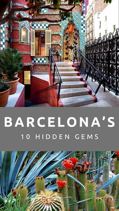 There's more to Barcelona than beaches, more to . There's more to Barcelona than beaches, more to the old part of town than La Rambla, and more to Gaudi than Parque Guell. Check out 10 of our favourite hidden gems in the city… The Places Youll Go, Cool Places To Visit, Places To Travel, Places To Go, Barcelona Guide, Barcelona Spain Travel, Barcelona Beach, Barcelona Spain Beaches, Barcelona Tourism