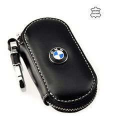 Fathers Day Gift BMW Car Key Case Optional by ProLeatherCarriers, $19.90