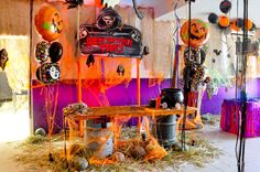 Spooky Party Decoration by @Fantasypartys