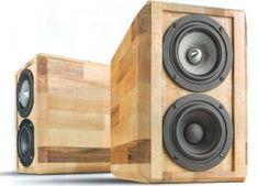 Klang + Ton Double Four Bausatz Speaker Kits, Diy Speakers, Built In Speakers, Wireless Speakers, Diy Amplifier, Sony Electronics, Speaker Box Design, Studio Setup, Hifi Audio