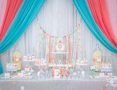 Ameyah's Boho Princess Party - Princess
