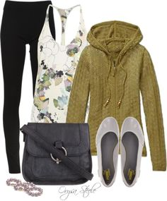 """Spring Stroll"" by orysa ❤ liked on Polyvore"