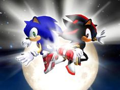 shadow the hedgehog sonic heroes | Sonic And Shadow The Hedgehog Pictures