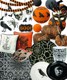 Halloween decorating roundup on ©Luster