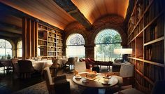 golf clubhouse interior | Golf Clubhouse